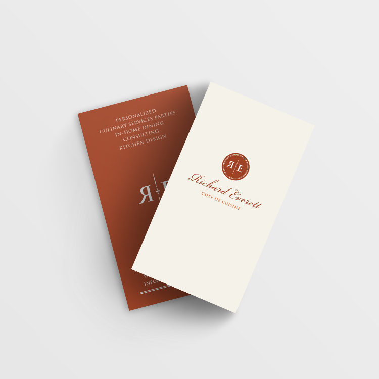 Chief Branding & Business Card Designs